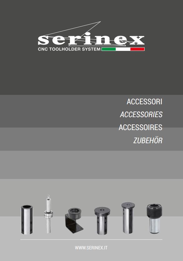 Serinex catálogo accesorios
