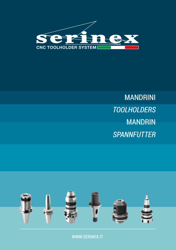 Serinex catálogo conos